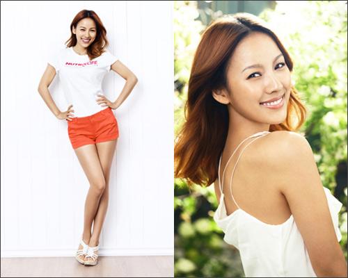 Lee Hyori vén áo gợi cảm - 5