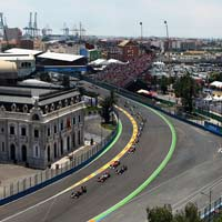 Lch thi u F1: GRAND PRIX OF EUROPE 2012