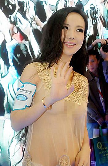 """""""Sốt"""" với diện mạo mới của Gan Lulu - 14"""