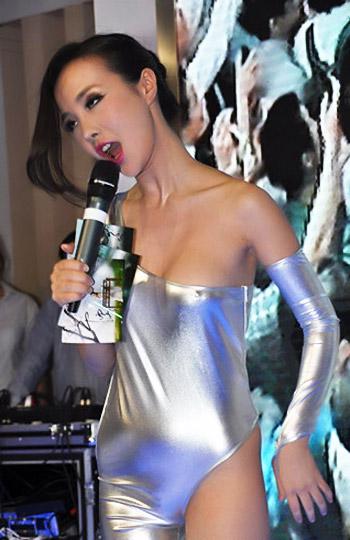 """""""Sốt"""" với diện mạo mới của Gan Lulu - 10"""