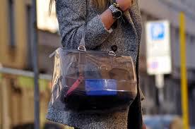 Túi xuyên thấu càn quét thời trang phố - 12