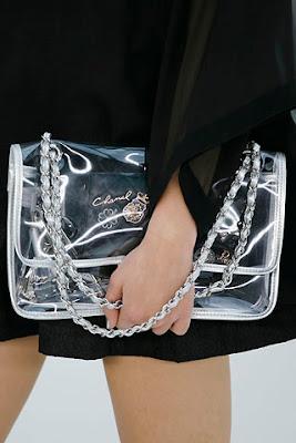 Túi xuyên thấu càn quét thời trang phố - 17