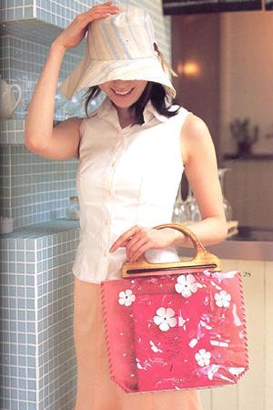 Túi xuyên thấu càn quét thời trang phố - 2