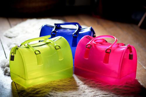 Túi xuyên thấu càn quét thời trang phố - 4