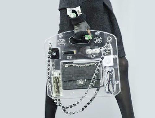 Túi xuyên thấu càn quét thời trang phố - 7
