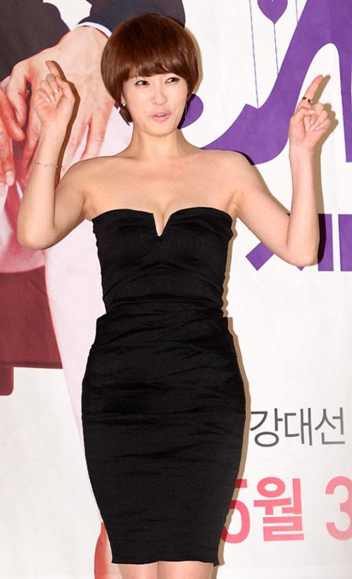 "Kim Sun Ah sexy ""cao tay"" - 1"