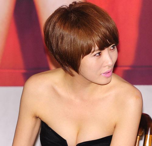 "Kim Sun Ah sexy ""cao tay"" - 12"