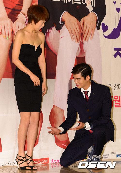 "Kim Sun Ah sexy ""cao tay"" - 9"