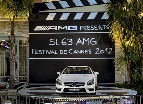 """Mercedes """"mạ vàng"""" đón VIP tại Cannes - 3"""