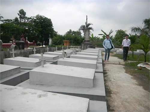 Xót xa nghĩa trang chôn 5 vạn hài nhi - 3