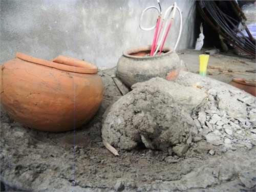 Xót xa nghĩa trang chôn 5 vạn hài nhi - 4