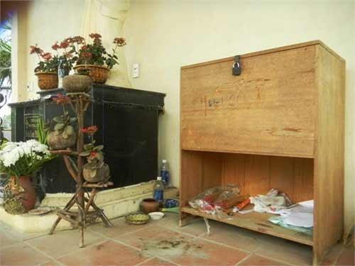 Xót xa nghĩa trang chôn 5 vạn hài nhi - 6