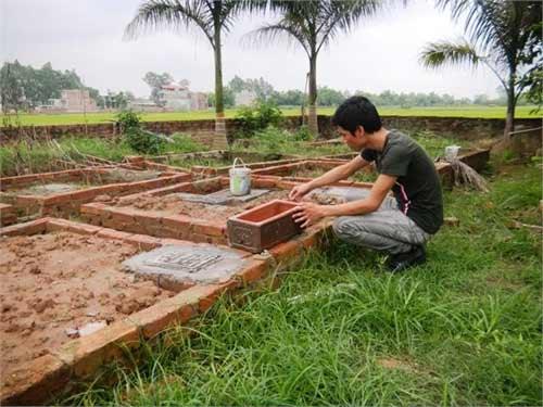 Xót xa nghĩa trang chôn 5 vạn hài nhi - 7