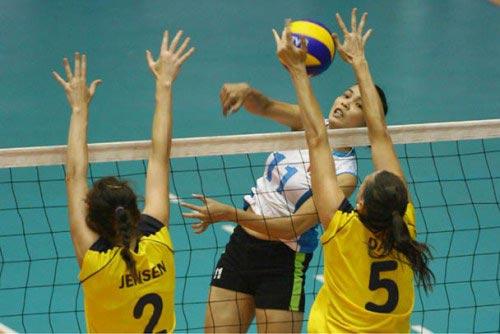 Bóng chuyền Việt Nam: Tham dự nhiều giải quốc tế lớn - 1