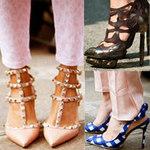 Thời trang - Lặng ngắm những đôi giầy thời thượng