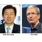 """Thời trang Hi-tech - Đàm phán cấp cao Samsung và Apple """"thất bại"""""""