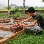 Tin tức trong ngày - Xót xa nghĩa trang chôn 5 vạn hài nhi