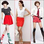 Thời trang - Mặc màu đỏ như thế nào cho đẹp?