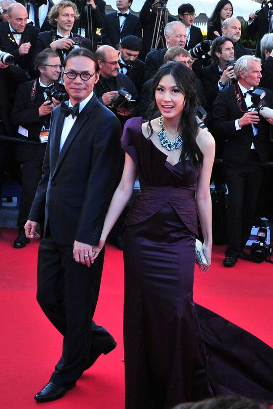 """Cannes: Sao Việt """"so găng"""" với sao ngoại - 13"""