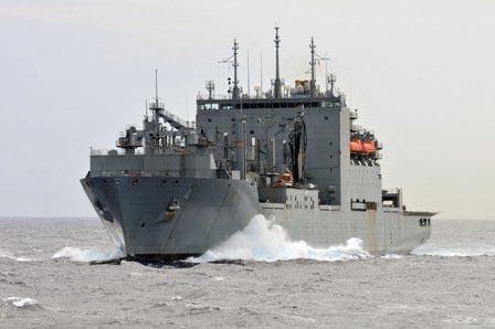 Tìm hiểu tàu Hải quân Mỹ sửa ở Cam Ranh - 4
