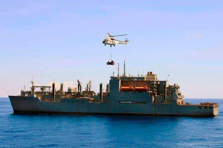 Tìm hiểu tàu Hải quân Mỹ sửa ở Cam Ranh - 5