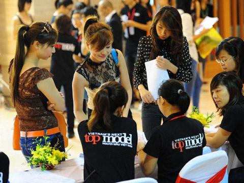 Next Top Model 2012 tổ chức sơ tuyển - 1
