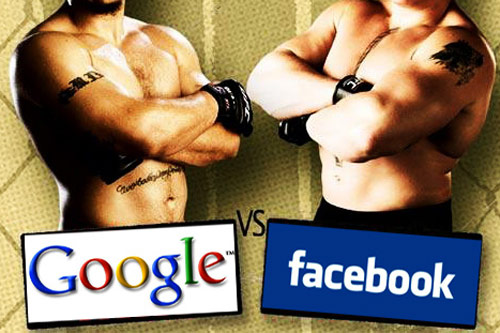 Facebook u Google, ai thng?, Cng ngh thng tin, Facebook vs Google, Facebook dau Google, Facebook, Google, Facebook dau Google+, mang xa hoi, mang xa hoi Facebook, mang xa hoi Google+, cong nghe, cong nghe thong tin, Larry Page, YouTube, Twitter