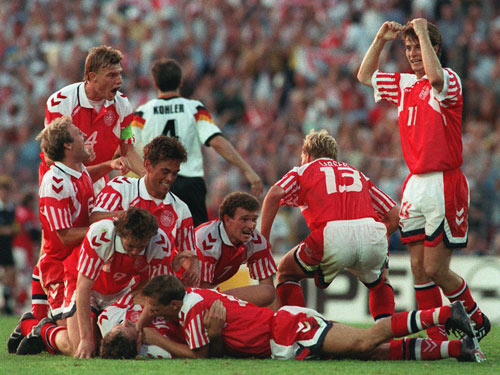 Euro 1992: Đan Mạch viết truyện cổ tích - 1