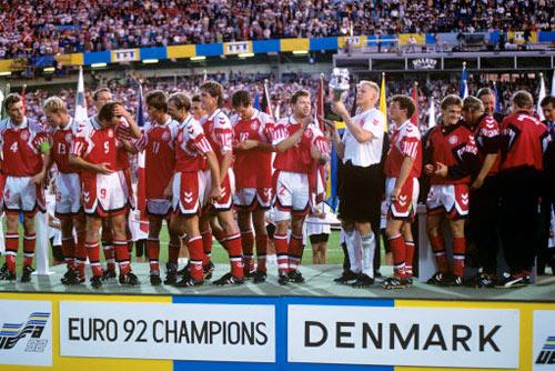 Euro 1992: Đan Mạch viết truyện cổ tích - 2