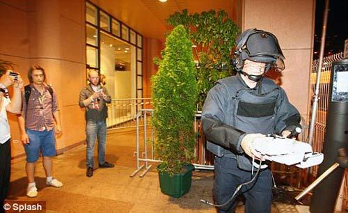 F1 – Nghi ngờ gài bom tại Monaco GP - 1