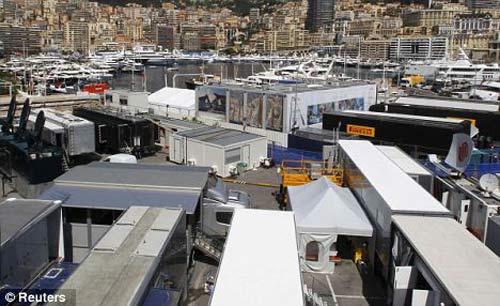 F1 – Nghi ngờ gài bom tại Monaco GP - 3