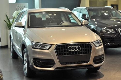 Về Việt Nam, Audi Q3 chốt giá 1,7 tỷ đồng - 1