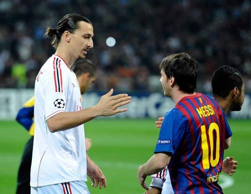 Messi suýt rời Nou Camp - 1