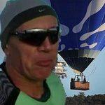 Phi thường - kỳ quặc - Người đàn ông chạy bộ trên không trung