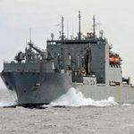 Tin tức trong ngày - Tìm hiểu tàu Hải quân Mỹ sửa ở Cam Ranh
