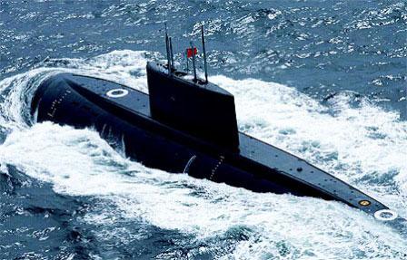 Tàu ngầm TQ không mạnh như vẫn tưởng - 2