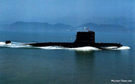 Tàu ngầm TQ không mạnh như vẫn tưởng - 3