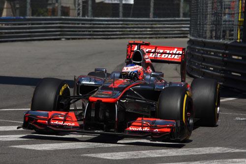 F1 – Monaco GP: Ách chuồn may mắn - 2