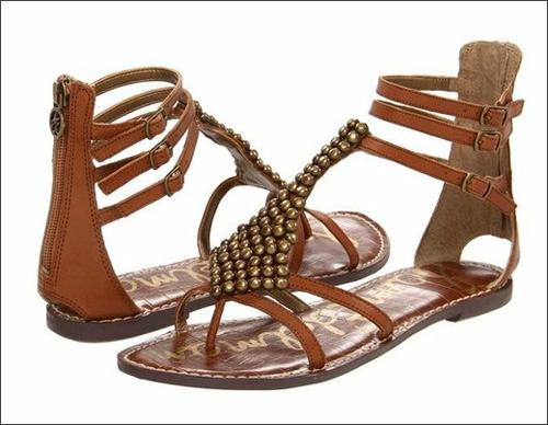 Hè 2012: Không nên bỏ quên đôi sandal - 12