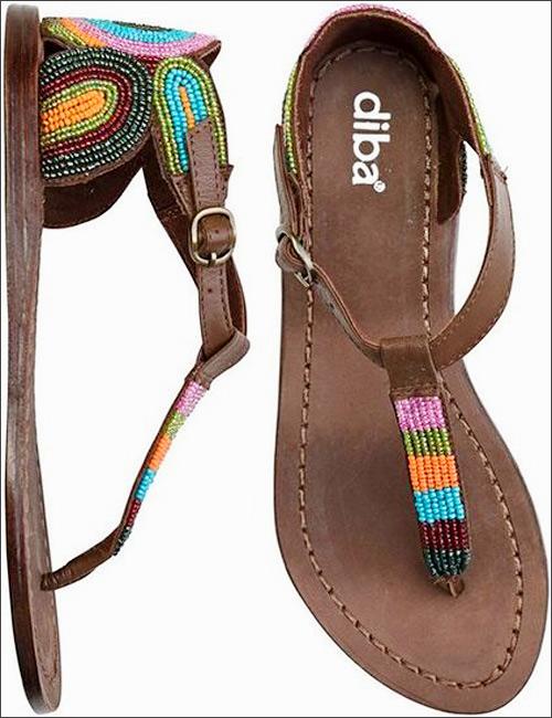 Hè 2012: Không nên bỏ quên đôi sandal - 13