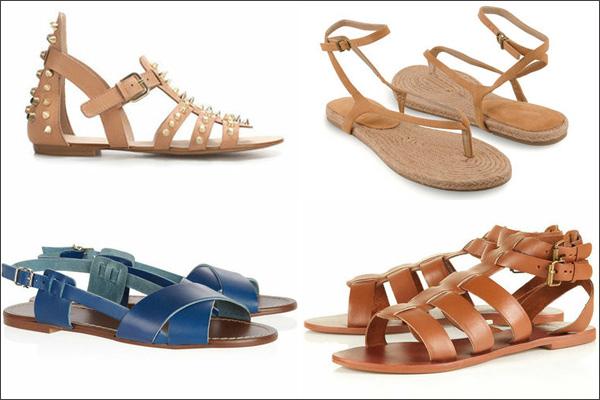 Hè 2012: Không nên bỏ quên đôi sandal - 2