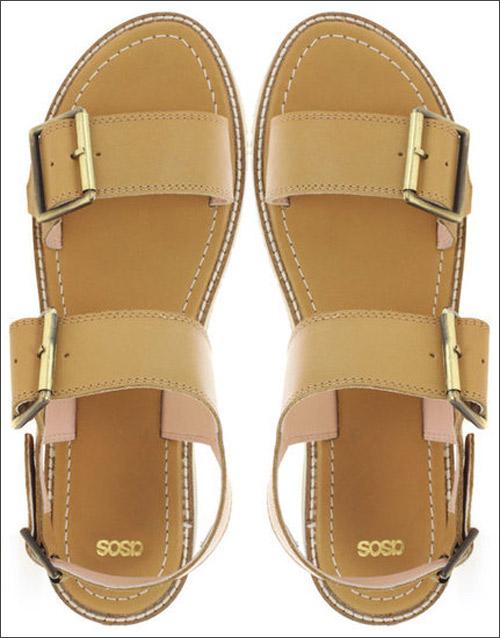 Hè 2012: Không nên bỏ quên đôi sandal - 3
