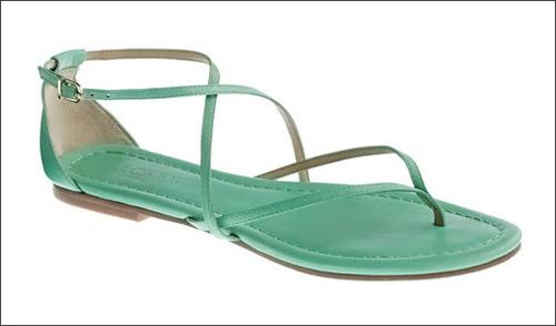Hè 2012: Không nên bỏ quên đôi sandal - 4