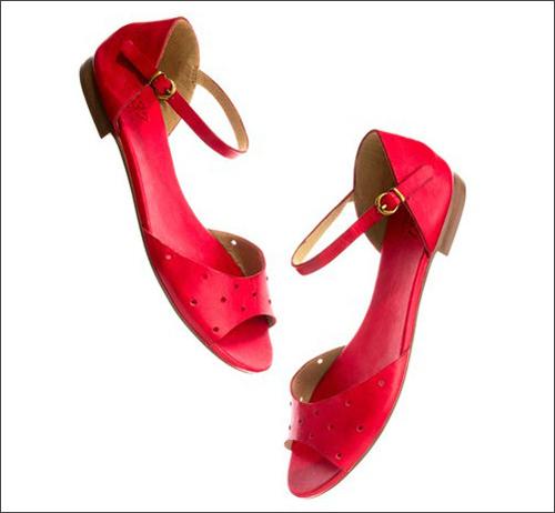 Hè 2012: Không nên bỏ quên đôi sandal - 6