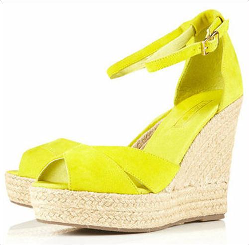 Hè 2012: Không nên bỏ quên đôi sandal - 8
