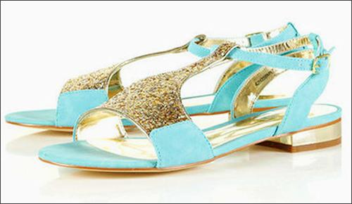 Hè 2012: Không nên bỏ quên đôi sandal - 9