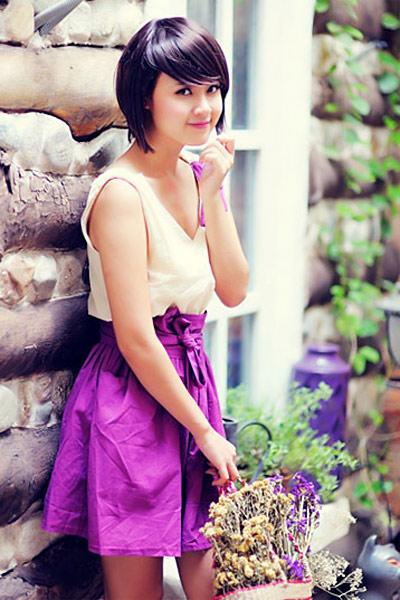 Người đẹp Việt kém duyên với tóc giả - 2