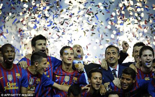 Pep – Barca: Còn mãi với thời gian - 1