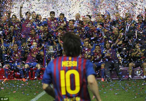 Pep – Barca: Còn mãi với thời gian - 3