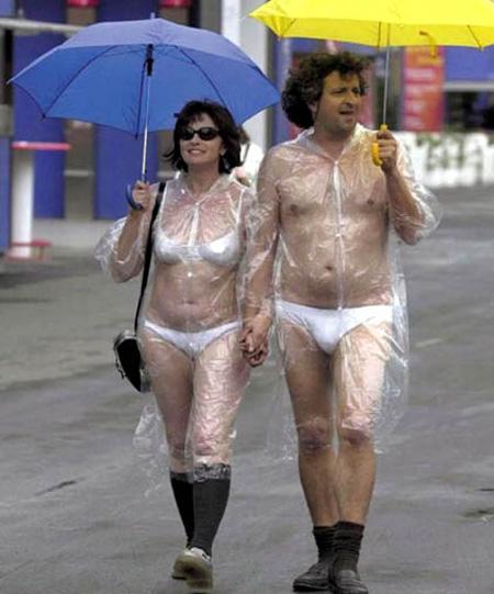 Đố vui: Người đàn ông đi mưa - 1